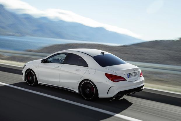 2014 Mercedes-Benz CLA45 AMG: First Drive Review - Autotrader