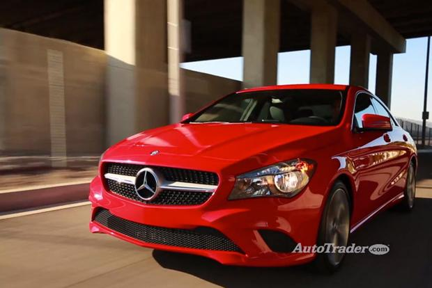 2014 Mercedes-Benz CLA-Class: 5 Reasons to Buy - Video featured image large thumb1