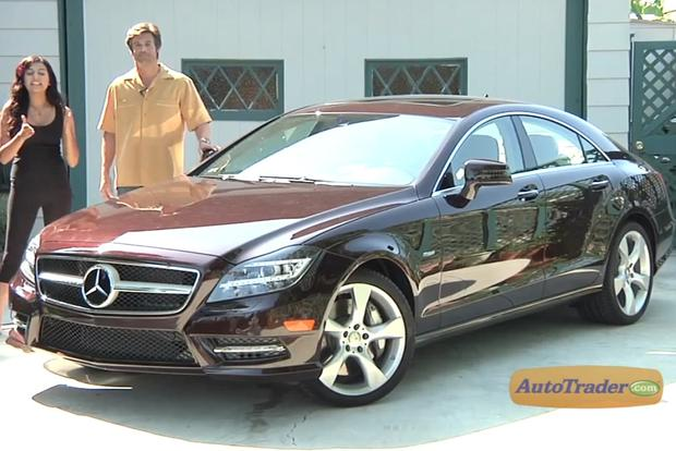 2012 Mercedes-Benz CLS-Class: New Car Review - Video featured image large thumb1