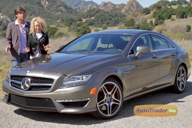 2012 Mercedes-Benz CLS63 AMG: New Car Review - Video featured image large thumb1