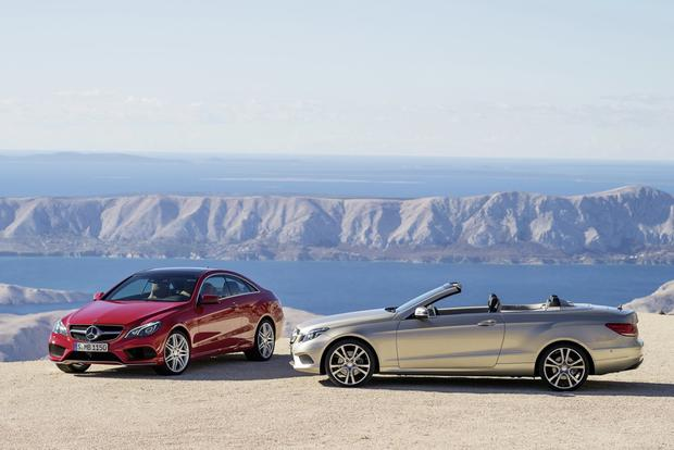 2014 Mercedes-Benz E-Class Cabriolet and Coupe: First Drive featured image large thumb0