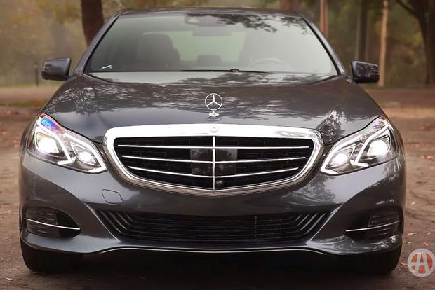 2015 Mercedes-Benz E350: 5 Reasons to Buy - Video - Autotrader