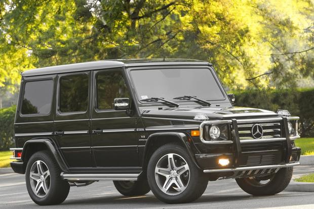 2011 Mercedes-Benz G55 AMG: Overview featured image large thumb0