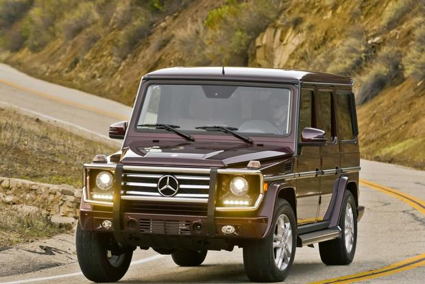 2013 Mercedes-Benz G550: Overview featured image large thumb0