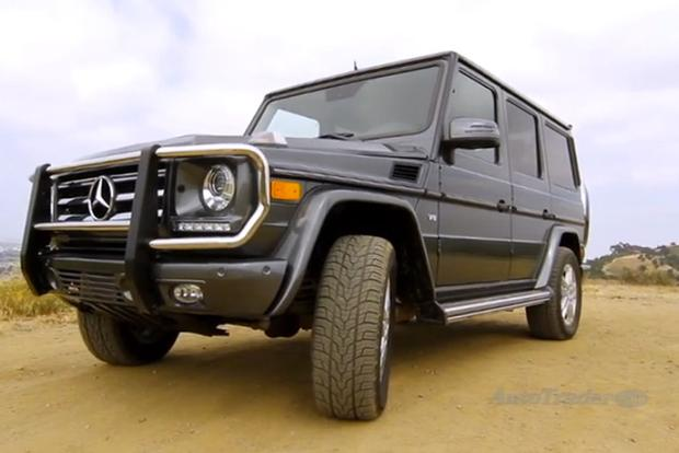 2013 Mercedes-Benz G-Class: New Car Review - Video featured image large thumb1