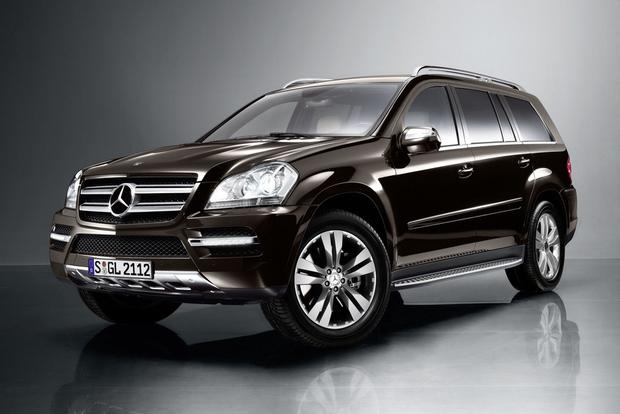 2012 mercedes benz gl350 bluetec new car review autotrader for Mercedes benz gl 2012