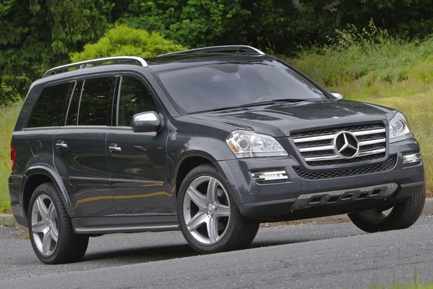 2012 mercedes benz gl550 new car review autotrader for 2012 mercedes benz gl550
