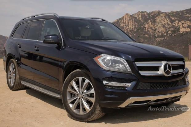 2013 Mercedes-Benz GL-Class: New Car Review - Video featured image large thumb1