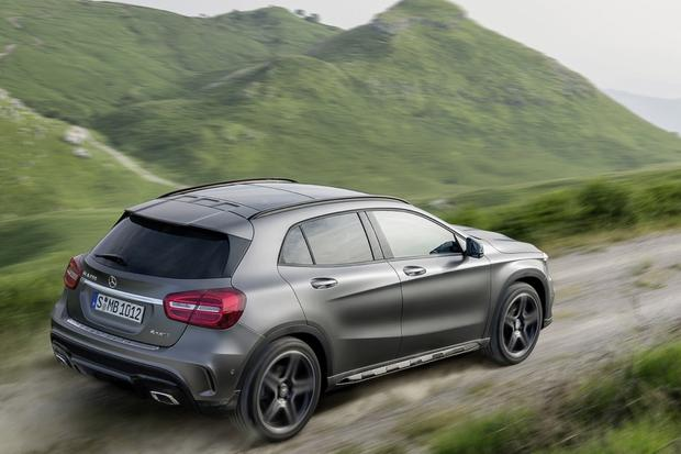 2015 mercedes benz gla250 first drive review autotrader for Mercedes benz autotrader