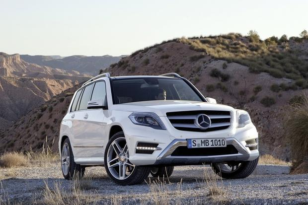 2013 Mercedes Benz GLK350: First Drive Featured Image Large Thumb0