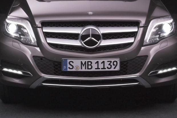 2013 Mercedes-Benz GLK250 BlueTEC: Overview featured image large thumb0