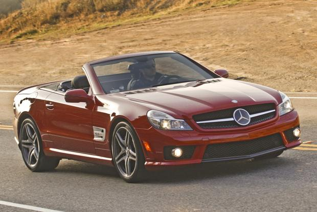 2012 Mercedes-Benz SL63 AMG: New Car Review featured image large thumb0