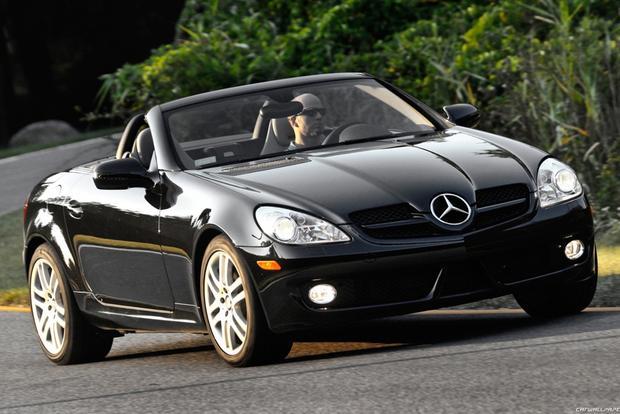 2011 mercedes benz slk300 overview autotrader for Mercedes benz slk 300