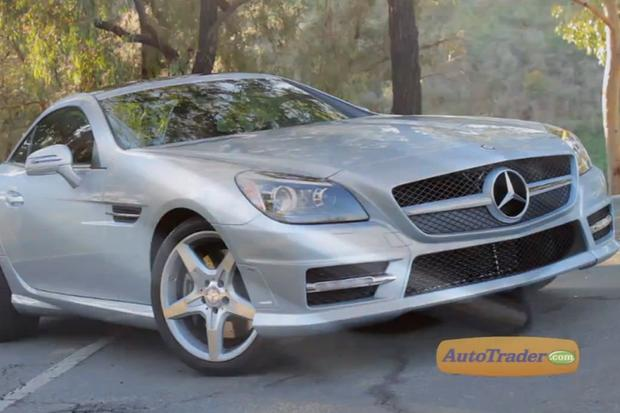 2012 Mercedes-Benz SLK-Class: New Car Review Video featured image large thumb1