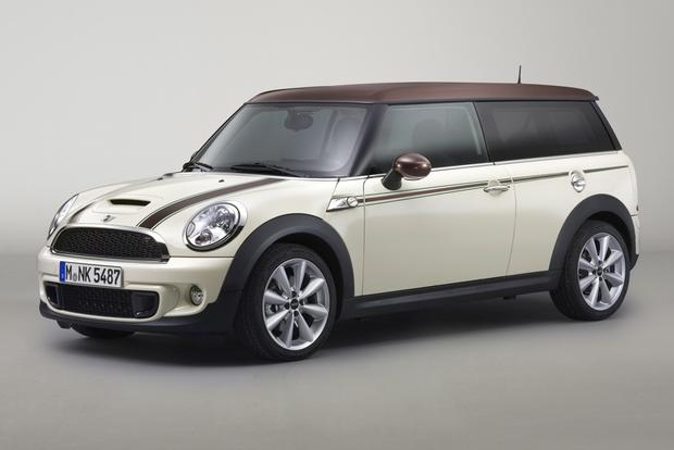 2012 Mini Cooper Clubman: New Car Review