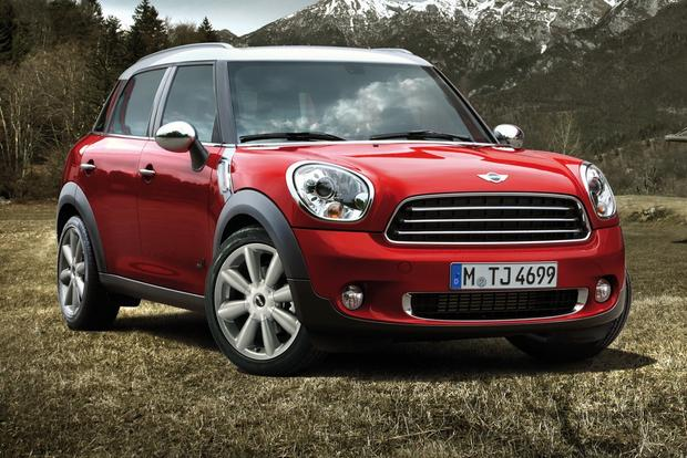 2012 Mini Countryman: New Car Review featured image large thumb0