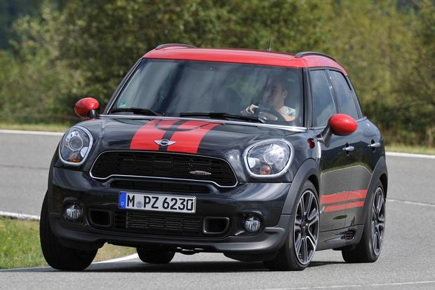 2013 Mini John Cooper Works Countryman First Drive Autotrader