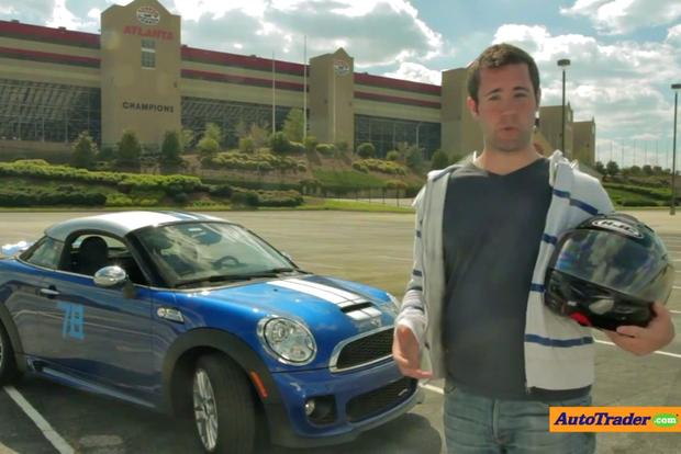 2012 Mini JCW Coupe: On the AutoCross Circuit - Video featured image large thumb1