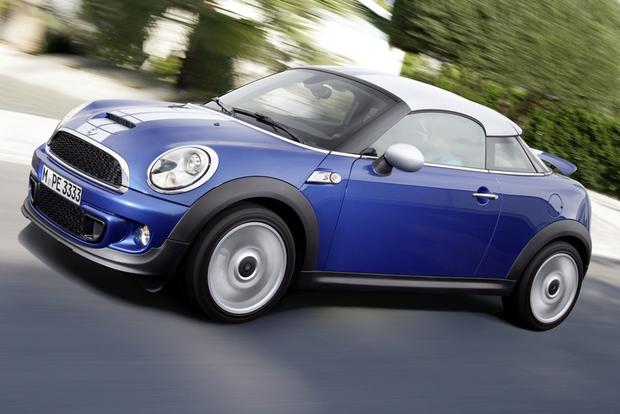 2012 Mini Cooper Coupe: New Car Review featured image large thumb0