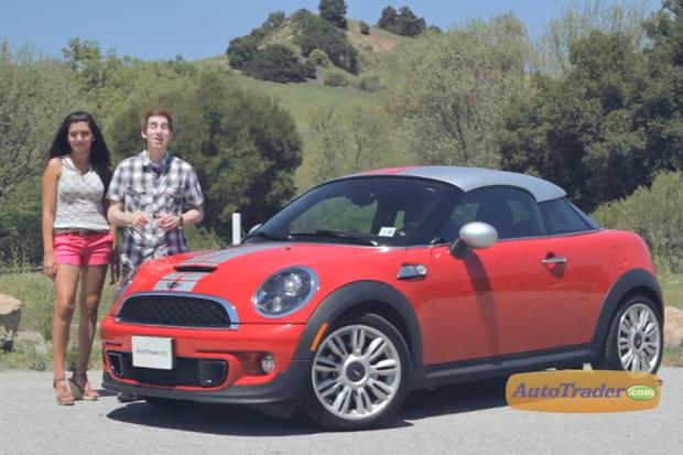 2012 Mini Cooper Coupe: New Car Review - Video featured image large thumb1