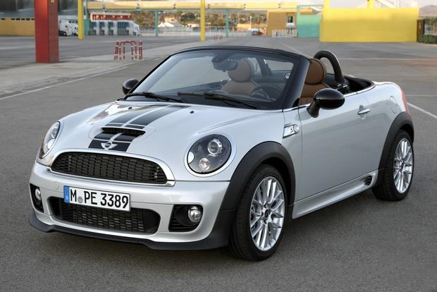 2012 Mini Cooper Roadster: New Car Review featured image large thumb0