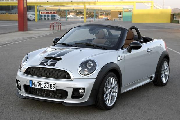 2017 Mini Cooper Roadster First Drive