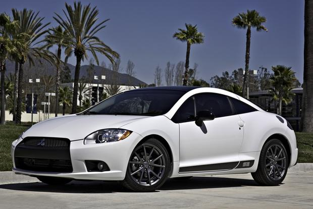2012 Mitsubishi Eclipse: New Car Review - Autotrader