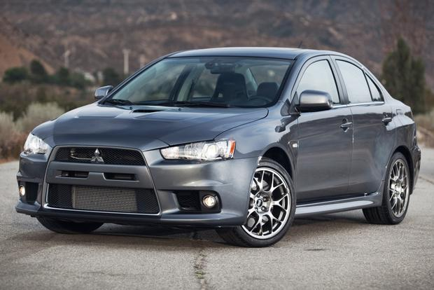 2012 Mitsubishi Lancer Evolution: New Car Review featured image large thumb0