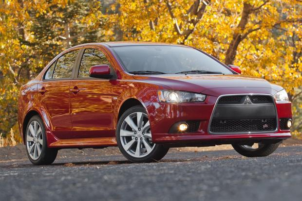 2012 Mitsubishi Lancer: New Car Review featured image large thumb0