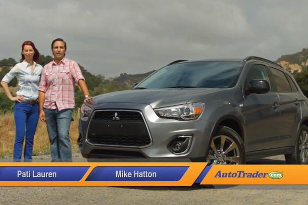 2013 Mitsubishi Outlander Sport: New Car Review - Video featured image large thumb1