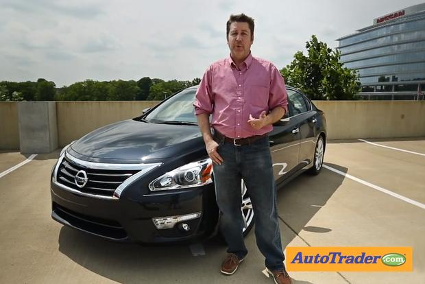 2013 Nissan Altima: First Drive - Video featured image large thumb1