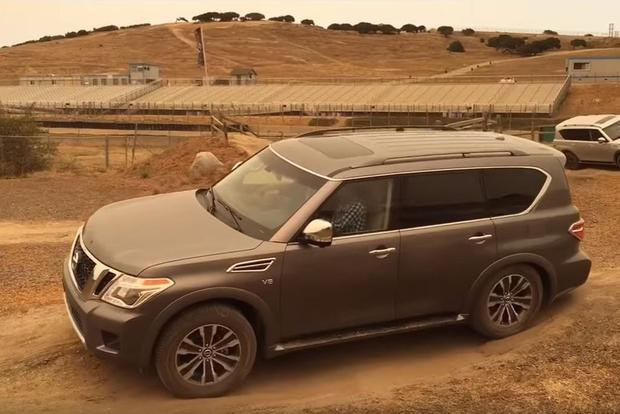 2017 Nissan Armada: First Drive Review - Video featured image large thumb1