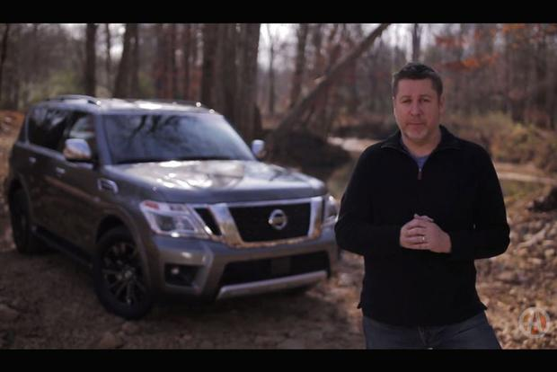 2017 Nissan Armada: Real World Review - Video featured image large thumb1