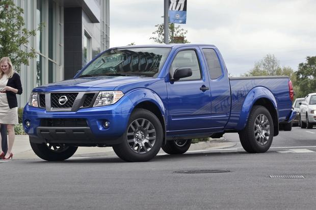 2017 Nissan Frontier New Car Review
