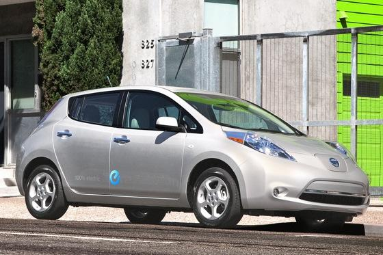 2011 Nissan Leaf: Getting a Charge Out of Southern California featured image large thumb0