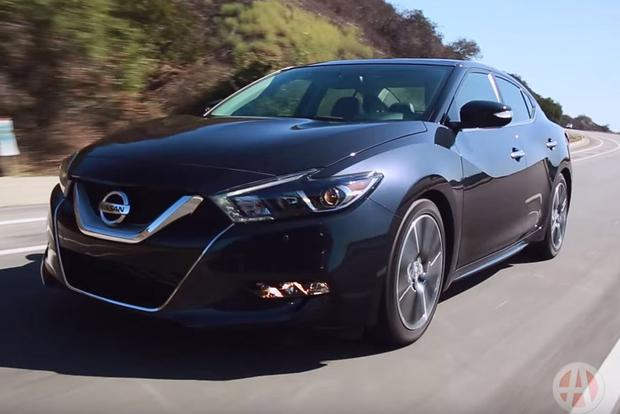 2016 Nissan Maxima: 5 Reasons to Buy - Video featured image large thumb1
