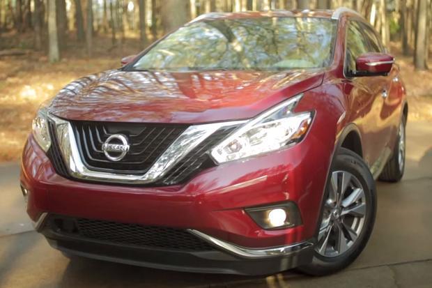 2015 Nissan Murano: Real World Review - Video featured image large thumb1
