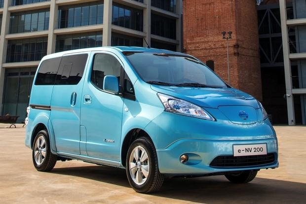 Nissan E Nv200 Real World Review