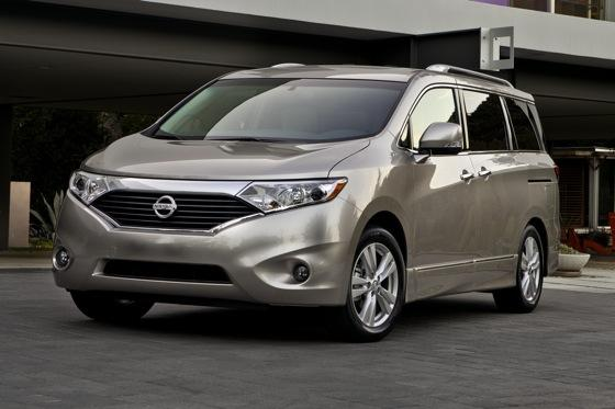2012 Nissan Quest: New Car Review featured image large thumb0