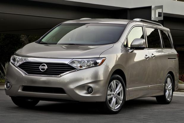 2014 Nissan Quest LE: Real World Review featured image large thumb0
