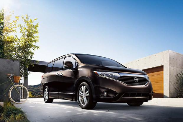 2016 Nissan Quest: New Car Review featured image large thumb0
