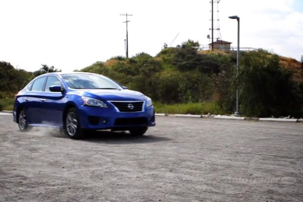 2013 Nissan Sentra: New Car Review Video featured image large thumb1