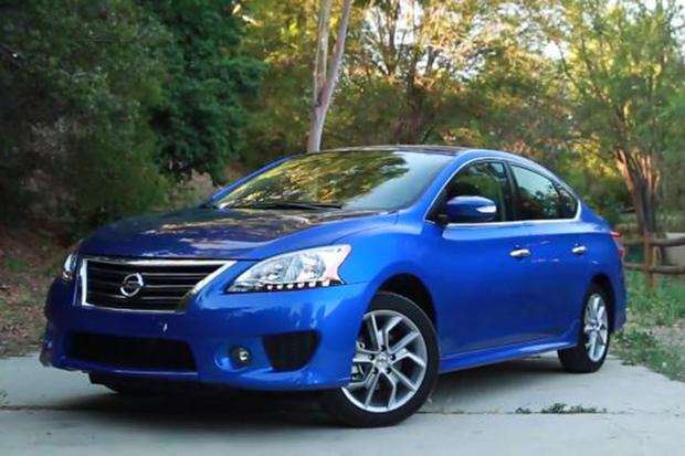 2015 Nissan Sentra: 5 Reasons to Buy - Video featured image large thumb1