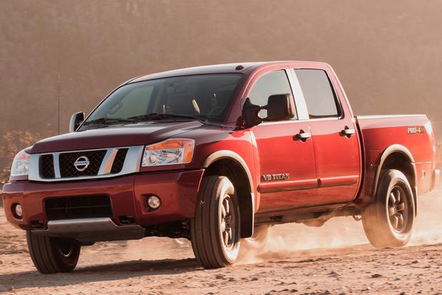 2013 Nissan Titan: New Car Review featured image large thumb0