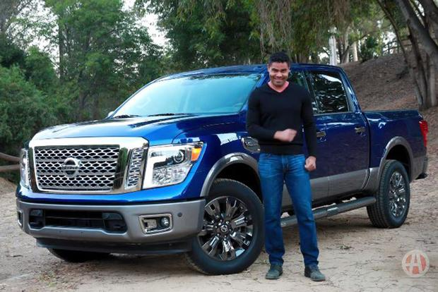 2017 Nissan Titan: 5 Reasons to Buy - Video featured image large thumb1