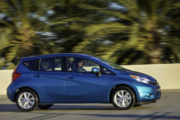 2014 Nissan Versa Note New Car Review Autotrader