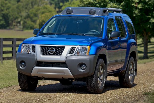 2012 Nissan Xterra New Car Review Autotrader