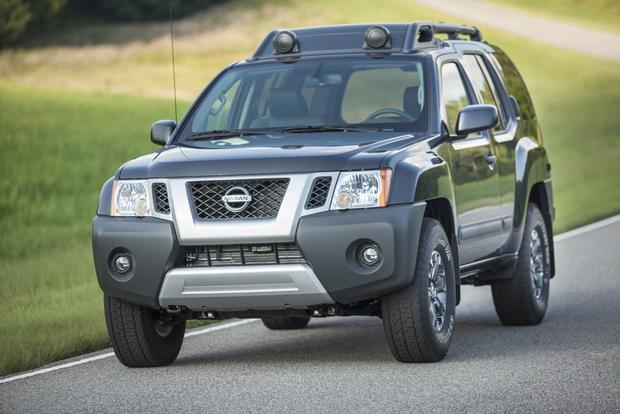 2014 Nissan Xterra: New Car Review featured image large thumb0