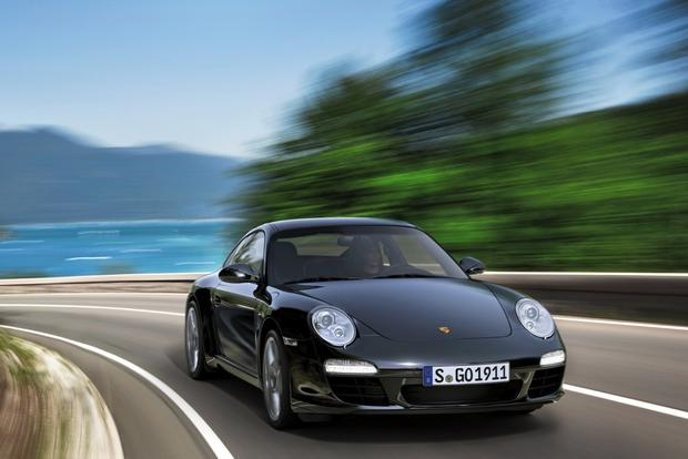 2013 Porsche 911 Turbo: Overview featured image large thumb0