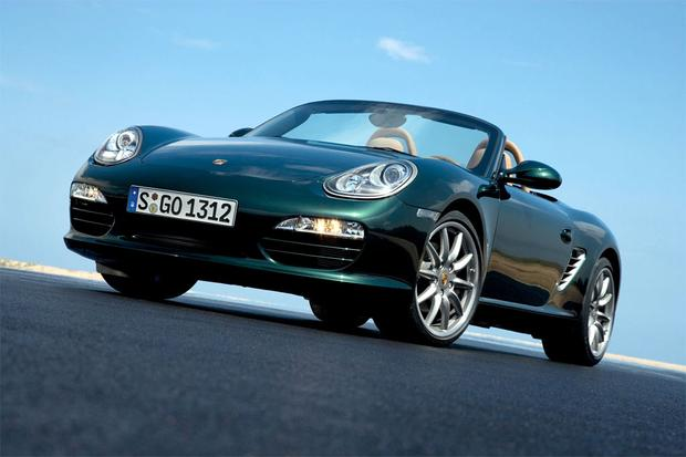 2012 Porsche Boxster: New Car Review featured image large thumb0